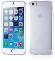 Husa iPhone 6 / iphone 6s Silicon TPU 0.3 mm - transparent