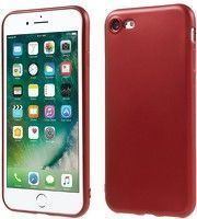 Husa Color Soft TPU Cover Iphone 7 - rosu