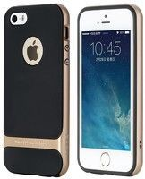 Husa Rock Royce Ultra Slim Hybrid Iphone 5 5S - gold