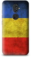 Husa Allview X4 Soul Custom Hard Case Flag RO