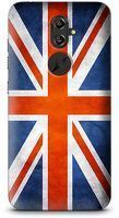 Husa Allview X4 Soul Custom Hard Case Flag UK