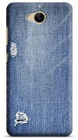 Husa Allview X3 Soul Plus Custom Hard Case Blue Jeans