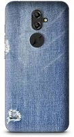Husa Allview X4 Soul Custom Hard Case Blue Jeans