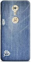Husa Allview X4 Soul Style Custom Hard Case Blue Jeans