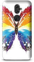 Husa Allview X4 Soul Custom Hard Case Butterfly
