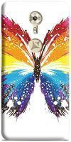 Husa Allview X4 Soul Style Custom Hard Case Butterfly