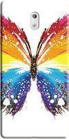 Husa Nokia 3 Custom Hard Case - Butterfly