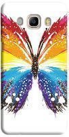Husa Custom Hard Case Butterfly Samsung Galaxy J5 2016