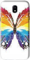 Husa Samsung Galaxy J5 2017 Custom Hard Case Butterfly