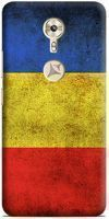 Husa Allview X4 Soul Style Custom Hard Case Flag RO