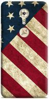 Husa Allview X4 Soul Style Custom Hard Case Flag US