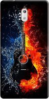 Husa Nokia 3 Custom Hard Case - Guitar