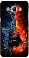 Husa Custom Hard Case Guitar Samsung Galaxy J5 2016