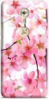 Husa Allview X4 Soul Style Custom Hard Case Pink Flowers