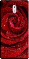 Husa Nokia 3 Custom Hard Case - Red Rose
