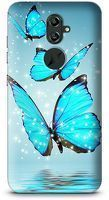 Husa Allview X4 Soul Custom Hard Case Butterflys