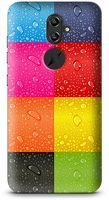 Husa Allview X4 Soul Custom Hard Case Colorful Blocks