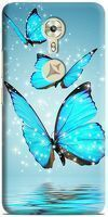 Husa Allview X4 Soul Style Custom Hard Case Butterflys