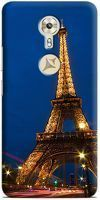 Husa Allview X4 Soul Style Custom Hard Case Eiffel Tower