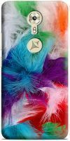 Husa  Allview X4 Soul Style Custom Hard Case Feathers
