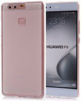 Husa Huawei P9 Silicon TPU - semitransparent