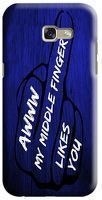 Husa Samsung Galaxy A5 2017 Custom Hard Case AWWW