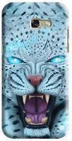 Husa Samsung Galaxy A5 2017 Custom Hard Case Blue Beast