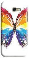 Husa Samsung Galaxy A5 2017 Custom Hard Case Butterfly