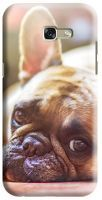 Husa Samsung Galaxy A5 2017 Custom Hard Case Dog