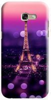 Husa Samsung Galaxy A5 2017 Custom Hard Case Eiffel Tower
