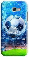 Husa Samsung Galaxy A5 2017 Custom Hard Case Football