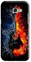 Husa Samsung Galaxy A5 2017 Custom Hard Case Guitar