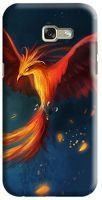 Husa Samsung Galaxy A5 2017 Custom Hard Case Phoenix Bird