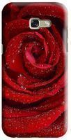 Husa Samsung Galaxy A5 2017 Custom Hard Case Red Rose
