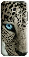Husa Samsung Galaxy A5 2017 Custom Hard Case Snow Leopard