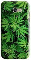 Husa Samsung Galaxy A5 2017 Custom Hard Case Weed