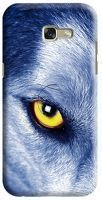 Husa Samsung Galaxy A5 2017 Custom Hard Case Wolf Eye