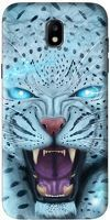 Husa Samsung Galaxy J5 2017 Custom Hard Case Blue Beast