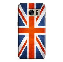 Husa Samsung Galaxy S7 Custom Hard Case Flag UK