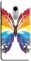 Husa Xiaomi Redmi Note 4 Custom Hard Case Butterfly