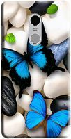 Husa Xiaomi Redmi Note 4 Custom Hard Case Butterflys 2