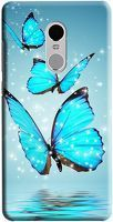 Husa Xiaomi Redmi Note 4 Custom Hard Case Butterflys