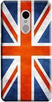 Husa Xiaomi Redmi Note 4 Custom Hard Case Flag UK