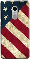Husa Xiaomi Redmi Note 4 Custom Hard Case Flag US