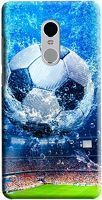 Husa Xiaomi Redmi Note 4 Custom Hard Case Football