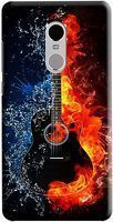 Husa Xiaomi Redmi Note 4 Custom Hard Case Guitar