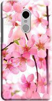 Husa Xiaomi Redmi Note 4 Custom Hard Case Pink Flowers