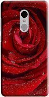 Husa Xiaomi Redmi Note 4 Custom Hard Case Red Rose