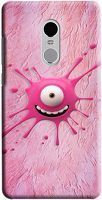 Husa Xiaomi Redmi Note 4 Custom Hard Case Splash