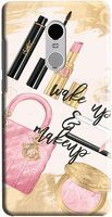 Husa Xiaomi Redmi Note 4 Custom Hard Case Wake up and Makeup